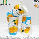 12 Unze Disposable Cold Drink Paper Cup für Juice