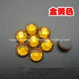 China Preciosa DMC Strass Cristal DMC Hotfix Bulk Rhinstones (SS20 Zafiro / grado 3A)
