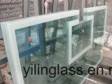 陶磁器のフリットフレームが付いている緩和された薄板にされたガラスの背板
