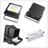 防水High Lumen 20W 30W 50W 70W 100W LED Flood Light