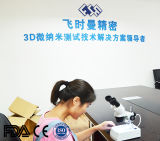 Trasmissione di FM-3024r2l/microscopio di stereotipia lampadina di riflesso 12V/15W LED