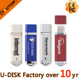 изготовленный на заказ привод вспышки лихтера USB3.0 сигареты логоса 8-256GB (YT-1121-3.0L)