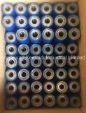 rolamento 6204zz revestido de borracha da boa lubrificação