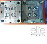 産業プラスチック注入部品および型