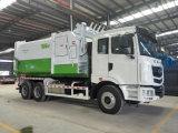 ISO-globales mobiles Abfall-überschüssiges Sortierfach-Verdichtungsgerät mit bestem Preis