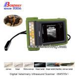 Scanner vétérinaire d'essai de grossesse de matériel d'ultrason
