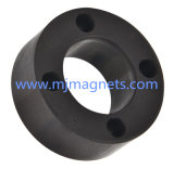 PlastikInjection Moulded Ferrite Magnet für Sensor