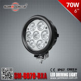 6 pollici 70W Round LED Driving Light (SM-6070-RXA)