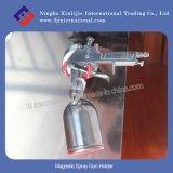 Support magnétique de pistolet de pulvérisation pour le support d'atelier/outil