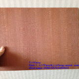 중국 Factory Produce와 Furniture Nature Sapele Veneer MDF/Plywood /Block Board를 위한 요르단 Market Use에 Exported