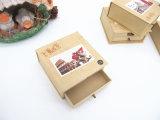 Коробка 2016 блокнот держателя блокнот бумаги Kraft миниая