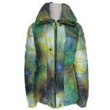 Frauen-unten Jacke, neue Art, Jacken-Frau 2016, Jacke auffüllend