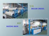 Textile simple de machine de classement par taille de réservoir de boue de sept éléments