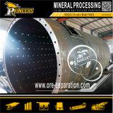 Fabricante al por mayor de la máquina del molino de bola de la explotación minera del metal del hierro de la eficacia alta