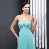 Schatz-Sleeveless Reißverschluss-Abend-Kleid (SL2011)