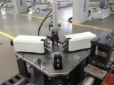 Machine van het Venster van het aluminium de Dubbele Hoofd Plooiende