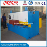 QC11Y-20X4000 Hydraulic Guillotine Shearingの機械装置か金属Cutting Machinery