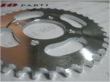 peças da motocicleta da roda dentada movimentação 428-38t de 50q-5 Romet Ogar
