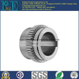 Präzisions-Stahl CNC-maschinell bearbeitengang-Kupplung
