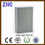 Diecast распределительная коробка металла коробки 228*150*75 mm приложения проекта алюминиевая