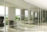 Изолируя стекло для крытого офиса Soundproofed