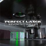 競争価格3Dの写真の水晶立方体レーザーの表面下の彫版機械