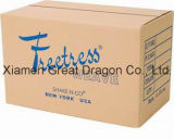 Couche triple de la boîte durable à pizza de Papier d'emballage de papier (PB160616)