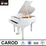 Nouveau piano blanc glacé