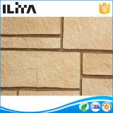 Azulejo artificial de la pared de piedra del funcionamiento de la falsificación del revestimiento confiable incombustible de la pared de ladrillo (YLD-31006)