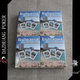 Cartões feitos sob encomenda do póquer para o cenário de Bulgária