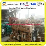 Moteur diesel de Cummins Kta38-M1-1000 pour la marine