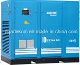 Compressore senza olio della vite dell'aria rotativa silenziosa zero del codice categoria (KD132-10ET)