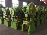 Ccentric máquina de la prensa, máquina de perforación mecánica (JB23-125T)