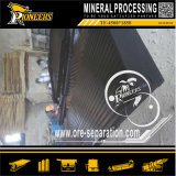 Fábrica de madeira do concentrador da tabela da agitação da maquinaria do minério do equipamento de mineração do ouro