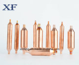 Acumulador del cobre de la pieza del refrigerador con Bestprice
