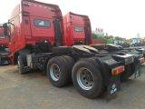 Iveco Hongyan 6X4のカーソルエンジンのトラクターヘッド