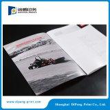 特別なカバー付きフルカラーカタログ印刷