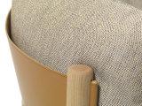 Il sofà sezionale del tessuto del blocco per grafici del ferro di comodità ha impostato per la casa (FS-012)
