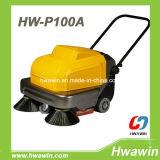 Walk Behind Petit main électrique Poussez Street Sweeper à vendre