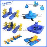 Fische Pond Machine 2HP 1.5kw 6impellers Paddlewheel Aerator