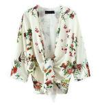 Solido e stampa - stile differente del kimono (OEM)