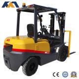 Forklift Diesel da fábrica 2.5ton com certificação do CE japonês de Isuzu/Mitsubishi