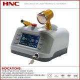Relevo de dor frio da máquina da massagem do laser, dispositivo do tratamento de ferimento do tecido
