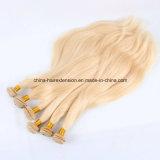Capelli umani brasiliani biondi di Ciegin dei capelli umani
