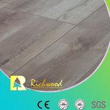 Plancher européen de stratifié de noix d'érable du chêne AC3 E1 HDF