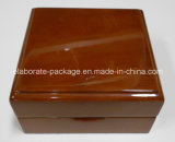 Wood solido Box per Watch