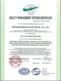 AC régulateur de tension complètement automatique de trois phases (TNS-6kVA)