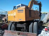 Excavatrice utilisée Hitachi Ex100wd-1 de Hitachi Ex100wd d'occasion d'original