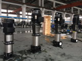 ステンレス鋼の縦の多段式遠心水ポンプ