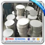Cerchio materiale dell'acciaio inossidabile del 201 AOD